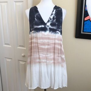 NWT Young Fabulous & Broke Dress/Cover Up - Small